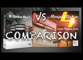 Guitar Rig 5 vs Amplitube 4 [JCM 800 - JC120 - Bassman - AC 30]