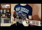 Slash style preset #1 Amplitube 4