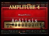 AMPLITUBE 4 - Loop de efectos, Amplificadores, Afinador, etc. (Español)