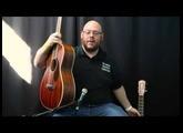 Fender Paramount Series PM-2 Parlor vs PM-3 Cutaway Comparison