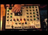 "Improvising ""On The Run"" (Pink Floyd) -  EMS Synthi AKS"