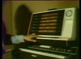 Jean Michel Jarre in his studio, 1977. Rare footage