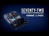 v1.2 Firmware Update Overview - Rane Seventy-Two