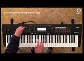 KORG KROSS #1 | Play Presets Sound