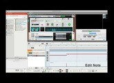 Reason 9.5 #2 | Create Synth Pad Pattern with VST Plugin Synth
