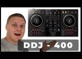 Pioneer DDJ-400 Liveraction