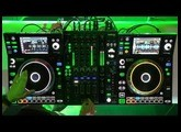 Deejay Looping Freestyle Scratch sur DENON DJ SC5000