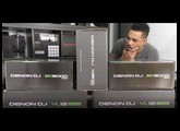 Denon DJ PRIME Setup Unboxing Video (SC5000/X1800/VL12)