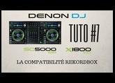 Tuto 7 DENON DJ - SC5000 Prime - Compatibilité REKORDBOX (vidéo de La Boite Noire)