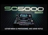 Le lecteur numérique DENON DJ SC5000 Prime (vidéo de La Boite Noire)