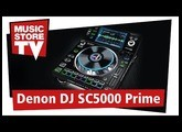 DENON DJ SC5000 Prime Media Player Demo im MUSIC STORE