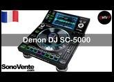 Demo Denon DJ SC5000 Prime ( for English see description or link in the video )