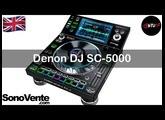 Demo Denon DJ SC5000 Prime