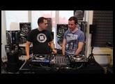 Techhouse predstavenie DENON DJ PRIME série - SC5000 a X1800 s DJ PMC