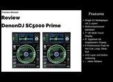DenonDJ SC5000 Prime Review [Test Deutsch 2018 HD] DJ Player Controller