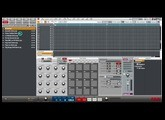 "AKAI MPC TOUCH #1 | Browser-1 ""Load of Project"""