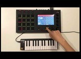 AKAI MPC Touch #9 | Bass Making