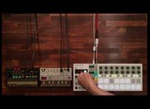 Arturia BeatStep Pro #3 | Create Melody Part with KORG volca bass & volca fm
