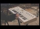 KORG® MicroKORG S: Modele o seu som, Leve-o há qualquer lugar!