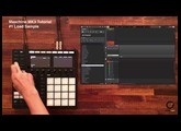 Native Instruments MASCHINE MK3 Tutorial #1 Load Sample