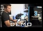 Superior Drummer 3 | Presets ➤ DEMO