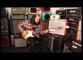 ToneKing Imperial Stratocaster Serie L Tube Tape Echo Julien Bitoun Guitare Village Loïc Caradec
