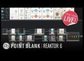 Reaktor 6: Building a Synth (FFL!)