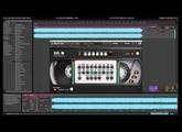 preset demo of vhs.ens for reaktor 6