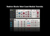 Native Instruments West Coast Block Teaser - Reaktor 6
