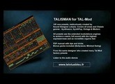Talisman for TAL-MOD synthesizer : MiniSwing