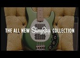 The Ernie Ball Music Man Stingray Special Bass