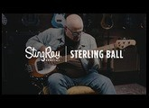 The Ernie Ball Music Man Stingray Special Bass - Sterling Ball Demo + Closer Look