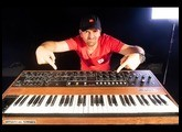The  Prophet 5 Synthesizer In Action