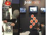 Musikmesse 2009 - D Frank video mix on MixVibes VFX