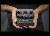 Source Audio Ventris Dual Reverb Demo (Ambient Guitar Gear Review)