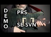 PRS SE SVN 7-String Guitar Demo / Review