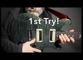 PRS SE SVN | First 7-String Ambient Guitar Meditation