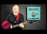 TC Electronic Quintessence MASH Madness! Ambient Guitar Meditation