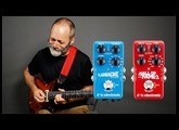 Ambient Guitar Wailing Walkthrough (TC Electronic Flashback 2 Delay / Hall of Fame 2 Reverb)