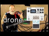 Create Ambient Drones with the BOSS DD-500 / Tera Echo!