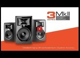 Introducing Next Generation JBL 3 Series MkII Studio Monitors