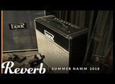 Park Amps Premiere a New 18W Combo Amplifier | Reverb at Summer NAMM 2018