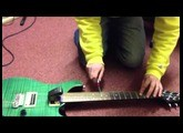 Screwdriver & Ebow Guitar Demonstration