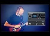Boss RV-500 Reverb - Ambient Guitar Meditation 17-23 (Boss DD-500)