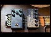 Neunaber Iconoclast / Immerse / Expanse = Ambient Guitar / Bass Awesomeness! Meditation 17-5