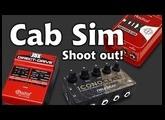 Cab Sim Shootout (No IR) - JDX, Iconoclast, JDX Drive, Mimiq