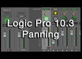 Logic Pro X 10.3 Panning Options Walkthrough (Stereo Pan, Balance, Binaural)
