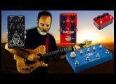 Ambient Guitar Effects Walkthrough/Tutorial 2 (TC Electronic Sub N Up Triple Delay T2)