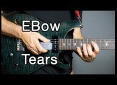 My EBow Guitar Is Gently Weeping