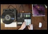 Maschine Mk3 Beat Making! (Sampling From Vinyl)